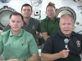 [STS-135] Flight Day 6 Highlights