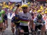 Tour de France 2012 - Le lapsus de Jean-René Godart à propos du roi des Belges