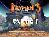 Rayman 3 partie 1 : Le Concile des Fées