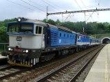 Lokomotiva 754 058-6 a 242 242-6 - Tatenice, 3.7.2012 HD