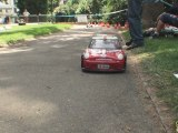 Le Mini Car Club de Mulhouse presente ses Mini Bolides au Festival Automobile