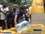 Claudia Sassou-N'Guesso fait un don de 4 forages aux populations de Talangaï
