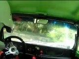 Montée historique  tende 2012 en simca 1000 rallye