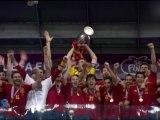 EURO 2012 - FINALE : ESPAGNE / ITALIE [4 - 0] - Dimanche 1er juillet 2012 - Kiev
