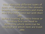 Hire a Junk Removal company to remove unwanted