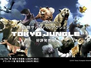 200 000 ventes de Tokyo Jungle