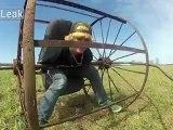 Redneck Rollercoaster - Hamster Wheel & Mini Bike