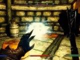 The Elder Scrolls V Skyrim - Playthrough pt323 I'm Dead The Dog Is Dead Everybody Is Dead