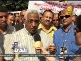 بلدنا بالمصري: مظاهرة لـ أمناء الشرطة في ميدان التحرير