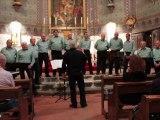 canto verdoun concert de Colmars les Alpes juillet ,2012