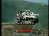 Le juge et le pilote . générique .