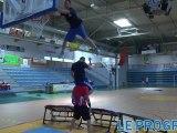 Basket: les Crazy Dunkers aux JO de Londres