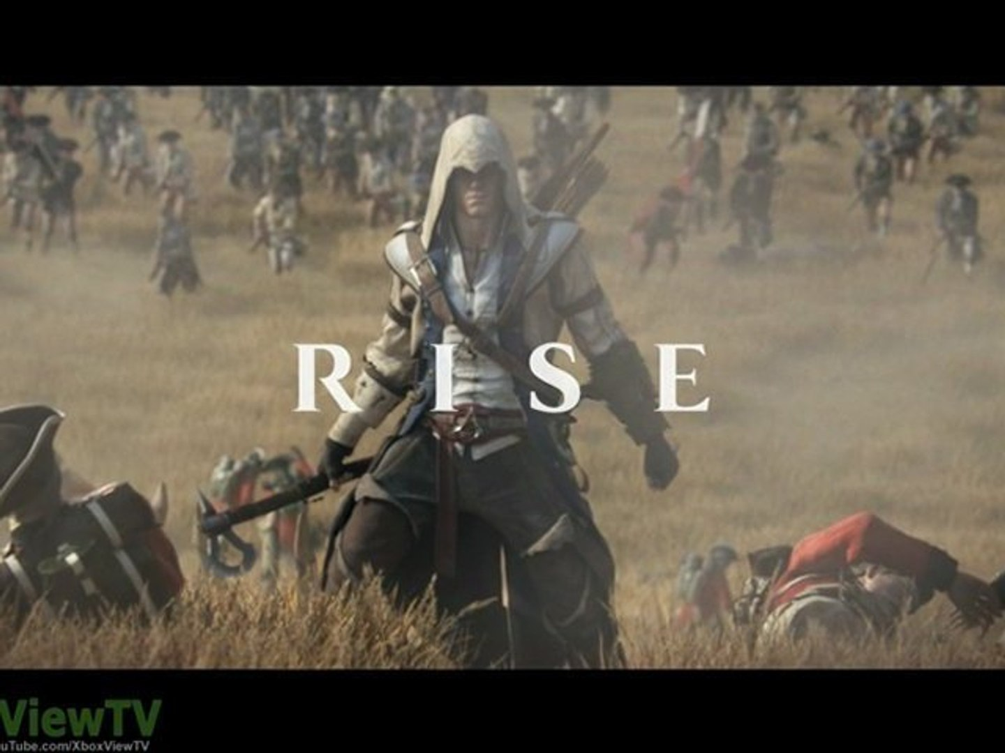 Assassin S Creed 3 Rise Trailer English 2012 Full Hd Video