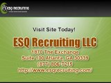 Reliable Legal Jobs Search Firms