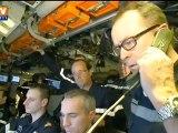Visite d'un sous-marin: François Hollande réaffirme son attachement à la dissuasion nucléaire