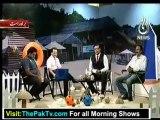 Aaj Subh with Ali Salman - 5th July 2012 Part 2