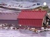 """Catastrophe nucléaire de Fukushima : """"un désastre..."""