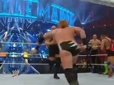 8 Man tag team match WWE Wrestlemania XXVII 2011
