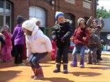 DIVION  fête des écoles le 30 06 2012. Ecole René Goscinny