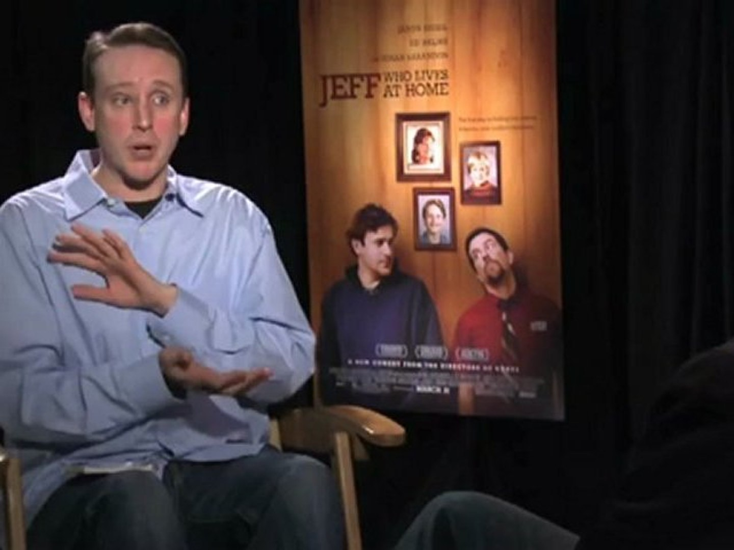 Ed Helms Interview -- Jeff, Who Lives At Home