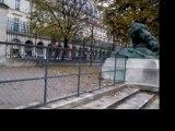 bspp ps 4G rue de rivoli niveau tuilerie vers place de la concorde