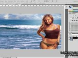 Poner una imagen HD con Photoshop cs4