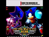 Sonic CD OST Sountracks - Quartz Quadrant JP