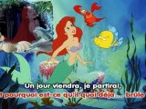 La Petite Sirene - Partir Là-Bas karaoke