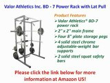 NEW Valor Athletics Inc. BD - 7 Power Rack with Lat Pull