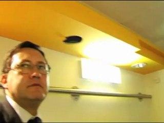 Umberto I. 18 milioni di euro spesi e le gallerie cadono a pezzi