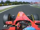 F1 2011 GP Italia Onboard Salida Onboard | F1 2011 Italian GP Start Onboard [HD] Engine Sounds