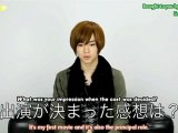 (CosmoSubs) [120615] Ai Ore Interview 1st Interview - Karam & Ohno
