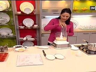 recette choumicha 2012 gateau au amande et chocolat