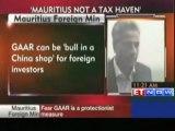 GAAR shouldn't create uncertainty: Mauritian minister
