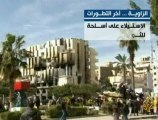 تطورات أوضاع المعارك بين الثوار وكتائب القذافي