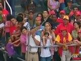 """Chávez a Obama: """"respete la autodeterminación"""" de Venezuela"""