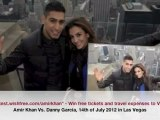 Amir Khan engagement pics with faryal