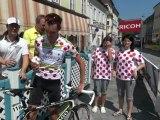 Öst. Radrundfahrt 2012 - Georg Preidler  bei Piaty