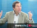 Le Talk économie Marsactu : Jacques Pfister, Président de la chambre de commerce et de l'industrie Marseille Provence