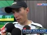 Pierre Rolland : « C'est le jeu »