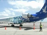 Crash aerolínea Pluna