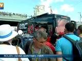 Tour de France : les bus d'équipes, ces vestiaires itinérants