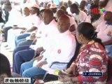 Le candidat du PCT à Moungali 2 sollicite les voix des électeurs