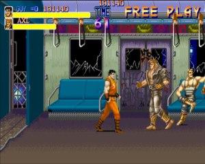 Final Fight (Arcade )