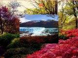 Paysages de Patagonie et Argentine f