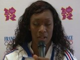 Marie-Paule Gnabouyou - Handball (remplaçant)