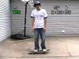 (Kaykay) Kolay Kaykay Hareketleri!!!  Ollie, Kickflip, ve 180 Ollie Nasıl Yapılır