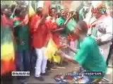 Lancement de la campagne du candidat du PCT à Mbama dans la Cuvette-Ouest