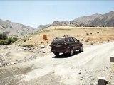 4x4 Luxury Expeditions Morocco , Canyon Aoujgal, Oued Attach, le Rocher de la Cathédrale | Pistes du Maroc