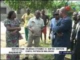 Supervision du BEPC à Ouesso et à Pokola par la ministre Rosalie Kama